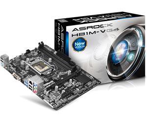 ASROCK H81M-VG4 LGA 1150 Motherboard